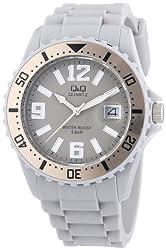 Q&Q Analog Multi-Color Dial Mens Watch - A430J014Y