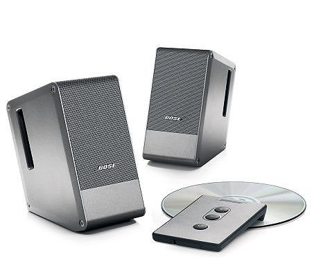 Bose Computer Music Monitor Set Of 2 Speakers