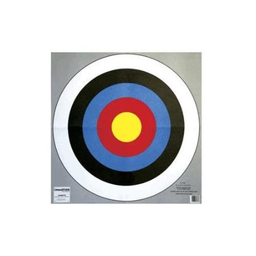 Champion 24-Inch Bullseye Archery Target (2-pack) (Professional Archery Targets compare prices)