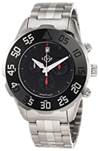 GV2 Men's Parachute Chronograph Watch 3004B