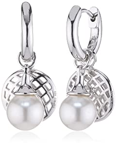 Esprit Jewels S.ESCO90784A000 Silver Creole Earrings