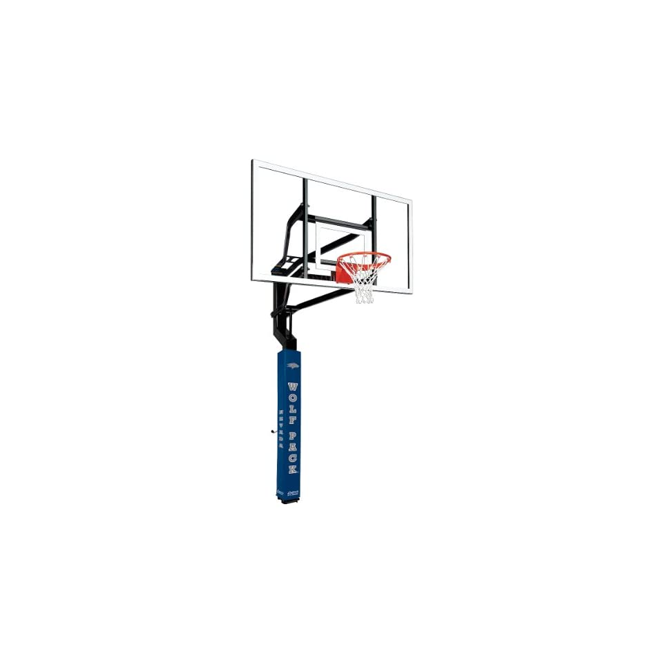28a0a561546 Goalsetter Nevada Wolfpack Basketball Pole Pad on PopScreen