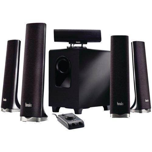Hercules XPS 5.1 70 Multimedia Speakers