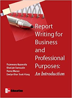 ABC Professional Report Writing