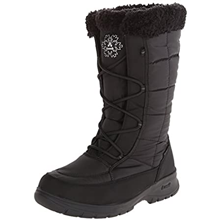 When it is cold outside, be sure to keep your look hot with the NEW YORK2 boots from KAMIK.