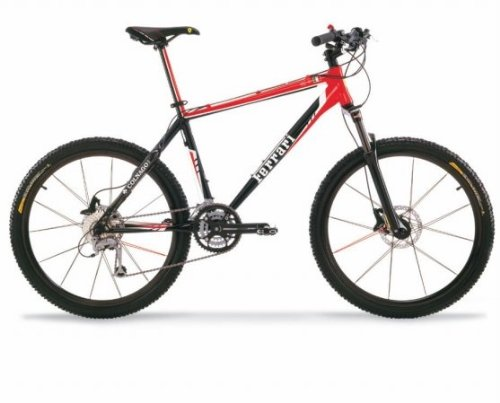 Biciclo Turbo CX-50-L 26 Inch Ferrari Adult Mountain Bike - Size L