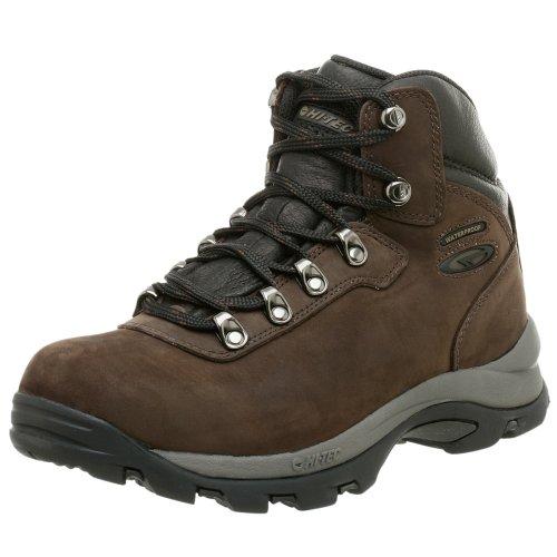 Hi-Tec Men's Altitude IV WP Hiking Boot,Dark Chocolate,8.5 M