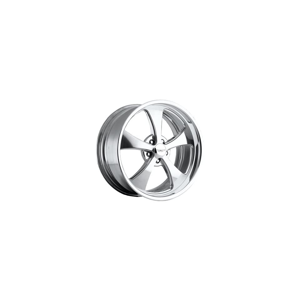American Eagle 225 18 Polished Wheel / Rim 5x4.5 with a  11mm Offset and a 82.80 Hub Bore. Partnumber 22599012