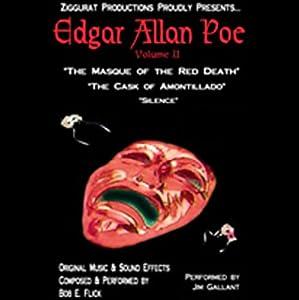 Edgar Allan Poe, Volume II Audiobook