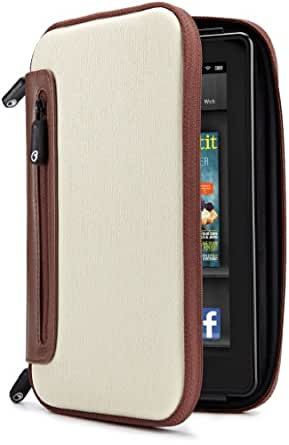 Marware Jurni Kindle Fire Cover, Beige (will only fit Kindle Fire)