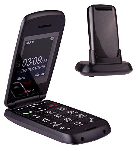 TTfone-Star-Telefono-Cellulare-con-Tasti-Grandi-Grigio