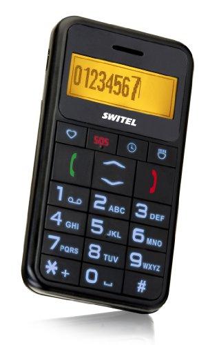 Téléphone GSM SWITEL M110 NOIR