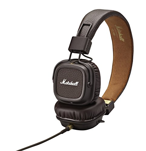 Marshall Major II On-Ear Headphones, Brown (4091112)
