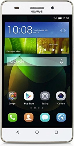 Huawei Honor 4C - 8GB - Dual Sim - Weiß