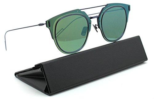 dior-homme-dior-composit-1-0-s-unisex-metal-sunglasses-blue-lucido-frame-brown-lens-af-0a2j