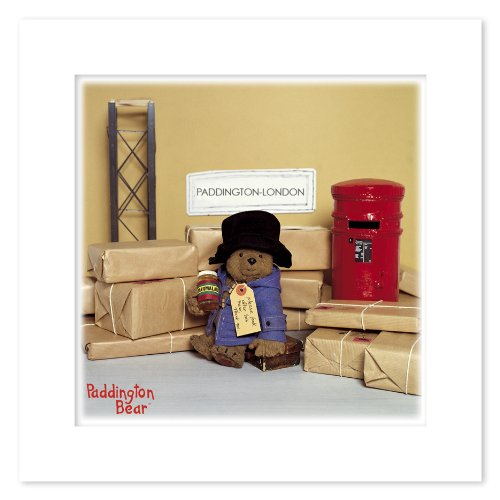 Paddington Parcel Room Fine Art Character Edition - Limited!