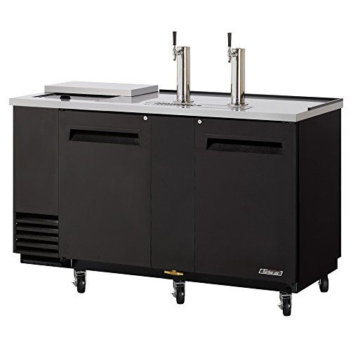 Turbo Air TCB-3SB Refrigerated Direct Draw Beer Dispenser, 3 Half Barrels (Electric Barrel Cooler compare prices)