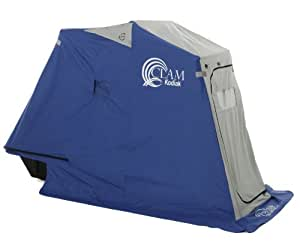 Clam Fish Trap Kodiak 1 Man Portable Ice Fish House - 8389