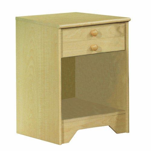 South Shore Furniture, Popular Collection, Night Table, Natural Maple