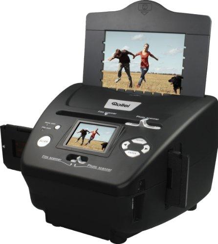 rollei-pdf-s-240-se-multiscanner-fur-fotos-dias-und-negative-einfache-handhabung-sekundenschneller-s