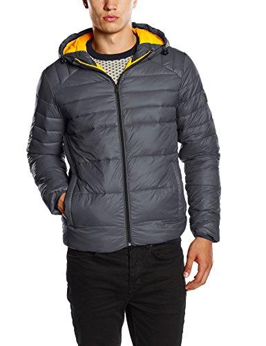 JACK & JONES Boom Puffer Jacket Camp - Abrigo de plumas para hombre