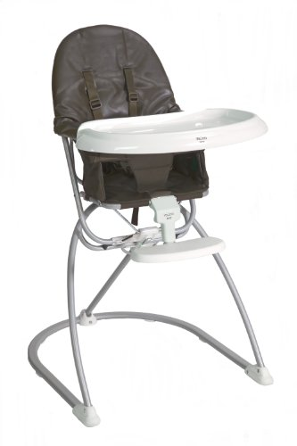 Valco Baby Astro Flat Fold High Chair, Chocolate