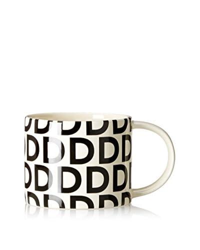 Kate Spade Saturday D Monogram Mug