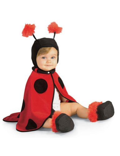 3-12 Months - Lil Ladybug Baby Costume 3-12 Months