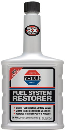 Restore 50012 6PK Fuel System Restorer 72 oz Pack of 6