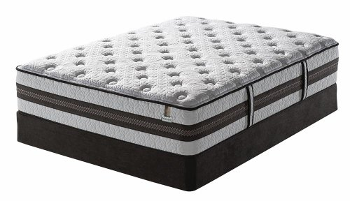 Serta Full Size Mattress Set front-1020564