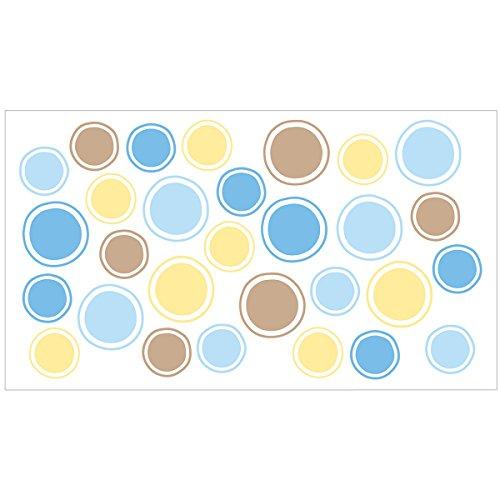 Ubbi Bubbles Blue Decals