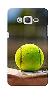 KnapCase Tennis Ball Designer 3D Printed Case Cover For Samsung Galaxy Grand Prime