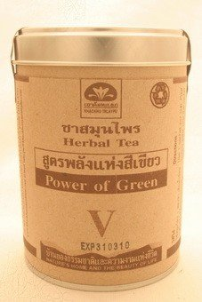 Khaokho Talaypu Herbal Tea Power Of Green [Get Free Cereal Bar]