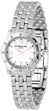 Raymond Weil Womens 5799-ST-00995 Tango Mother-Of-Pearl