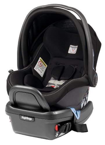 Peg Perego Primo Viaggio 4/35 Infant Car Seat, Onyx back-577835