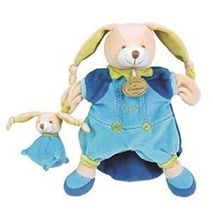 Doudou et Compagnie Marionnette Pinou le Lapin