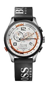 Hugo Boss Black Silver-Tone Dial Men's Watch #1512501