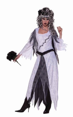 Forum Novelties Women's Monster Bride Deluxe Costume Dress
