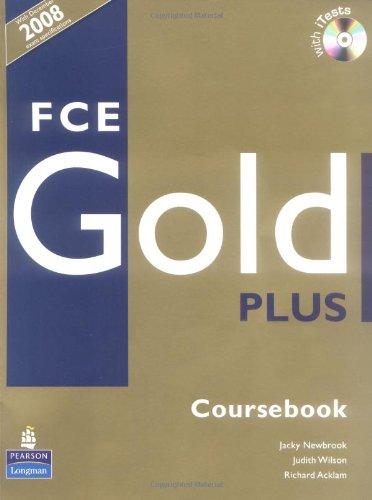 FCE GOLD PLUS 2008 COURSEBOOK EBOOK
