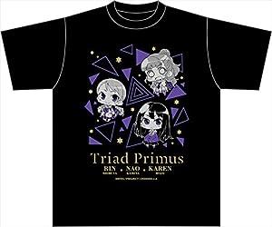 ミニッチュ アイドルマスター シンデレラガールズ Triad Primus Tシャツ Lサイズ