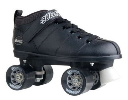 Chicago Bullet Men's Speed Skate (Size 1) ,Black