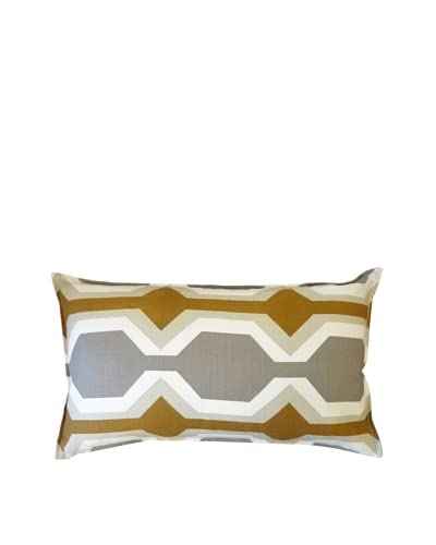 Freeway Throw Pillow, Brown As You See