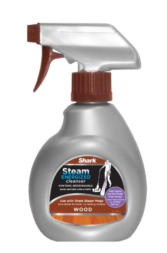 Shark Steam Energized Cleanser Spray Wood Rsw100