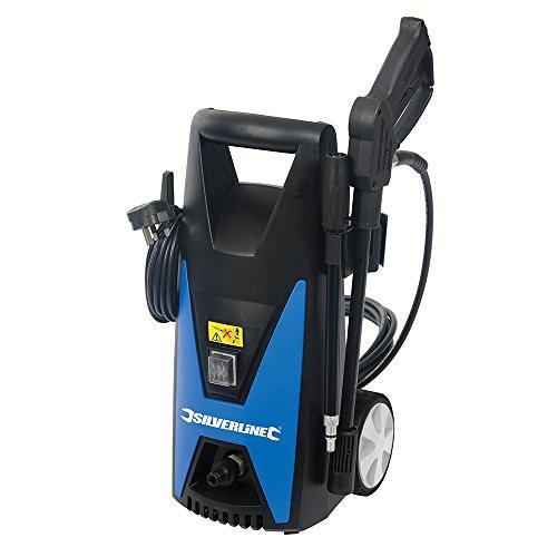Silverline 102580 Pressure Washer 1650W 105bar Max