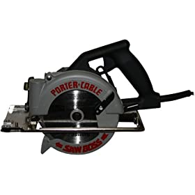 Porter-Cable 345 Saw Boss 9 Amp 6-Inch Circular Saw