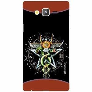 Printland Back Cover For Samsung Galaxy On7 - Spider Designer Cases