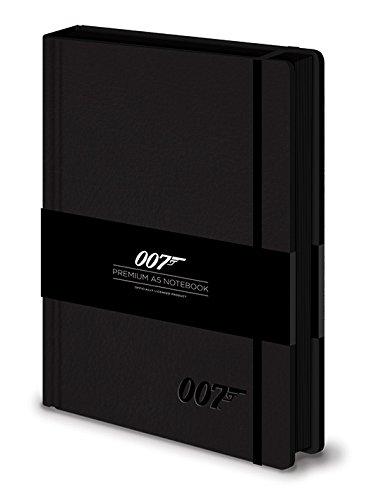 james-bond-007-logo-premium-format-a5