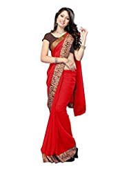 TrynGet Stylish Party Wear Saree