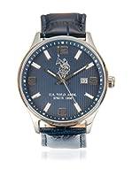US Polo Association Reloj con movimiento cuarzo japonés Man Koral USP4332BL 44 mm