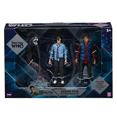 Doctor Who Figure Set 3pk - Series 5